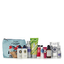 L'Occitane 10 Piece Treat Yourself To That Weekend Away Collection