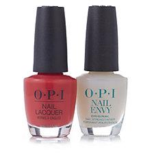 OPI Original Nail Envy & Lacquer Duo