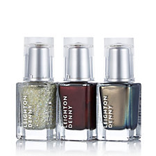 Leighton Denny 3 Piece Goddess Nailcare Collection