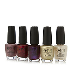 OPI 5 Piece Shimmer & Shine Collection