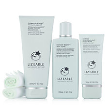 Liz Earle 3 Piece Daily Essentials