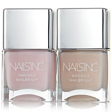 Nails Inc 2 Piece Nail Bright Collection