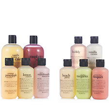 Philosophy 10 Piece Summer Shower Gel Collection