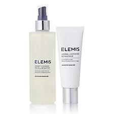 Elemis Micellar Water & Herbal Lavender Repair Mask