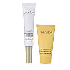 Decleor Aurabsolu Eye Contour Cream and Hydra Floral Cream