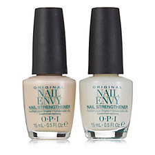 OPI 2 Piece Original & Nude Nail Envy with Holder