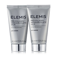 Elemis Pro-collagen Neck & Decollete Balm Duo