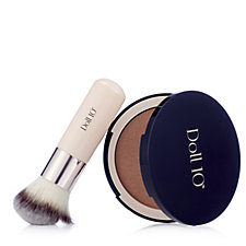 Doll 10 Micro Pixel Bronzer with Brush