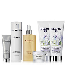 Elemis 6 Piece British Botanical Face and Body Experience