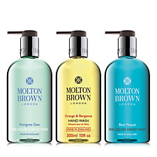 Molton Brown 3 Piece Hand Wash Collection