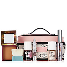 218738 - Benefit 5 Piece Best of Benefit Make-Up Collection with Bag