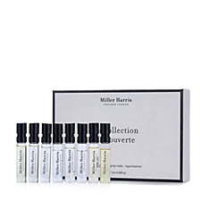 Miller Harris 8 Piece La Collection Decouverte Eau de Parfum