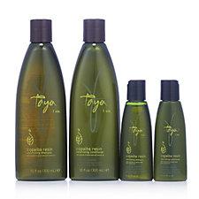Taya 4 Piece Copaiba Resin Volumizing Shampoo & Conditioner