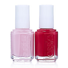 essie 2 Piece Ruffle My Feathers Duo