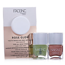 Nails Inc 3 Piece Rose Gold Recovery Collection