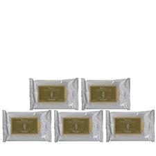 L'Occitane Set of 5 Refreshing Verbena Towelettes