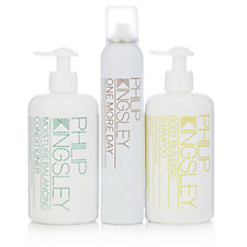 Philip Kingsley 3 Piece Body, Shine & One More Day Collection
