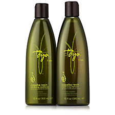 Taya Copaiba Resin Volumizing Shampoo & Conditioner 300ml