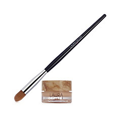 Laura Geller Baked Radiance Cream Concealer & Brush 6g