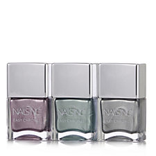 Nails Inc 3 Piece Easy Chromes Collection