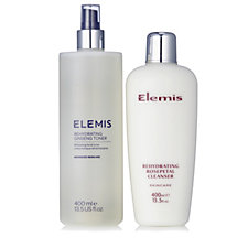 Elemis Supersize Cleanser & Toner duo