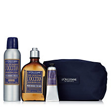 L'Occitane 3 Piece Men's Grooming Collection