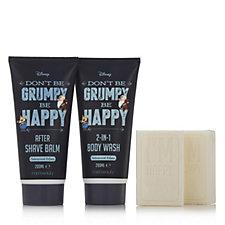 Disney Grumpy Soap Duo and Shower Gel Duo Set
