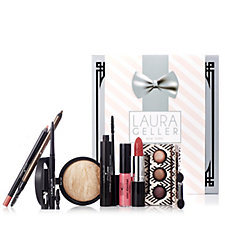 Laura Geller 8 Piece Roman Holiday Cosmetics Collection