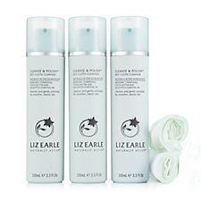 Liz Earle Cleanse and Polish Trio