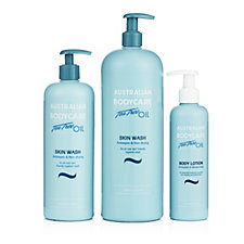 Australian Bodycare 3 Piece Skin Essentials Collection