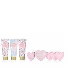 Disney Alice Queen Of Hearts Pamper Set & Bath Fizzers