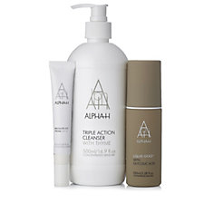Alpha-H Liquid Gold Anti-Ageing 3 Piece Skincare Collection