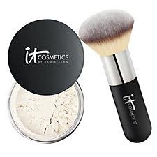 IT Cosmetics Bye Bye Pores Poreless Powder with Brush