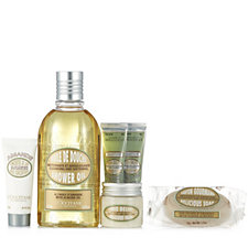 L'Occitane 6 Piece Indulgence Is Almond Collection