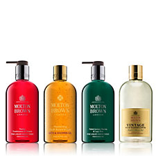 Molton Brown Seasonal Splendour 4 Piece Hand & Body Collection