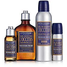 L'Occitane Shower & Shave Home & Away