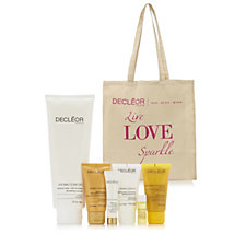 Decleor 6 Piece Body & Face Spa Collection with Tote Bag