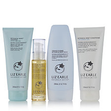 Liz Earle 4 Piece Hair & Body Heroes Collection
