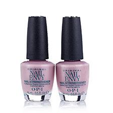 OPI Pink Nail Envy Duo
