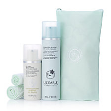 Liz Earle Cleanse and Polish and Brightening Treatment