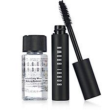 Bobbi Brown 2 Piece OMG WOW Lashes Mascara & Make-up Remover