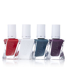 Essie 4 Piece Gel Couture Loved By All Collection