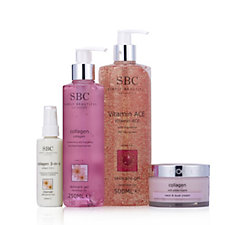SBC 4 Piece  Collagen & ACE Skincare Ritual