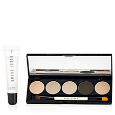 Bobbi Brown 2 Piece Malibu Nudes Eye Palette & Gloss
