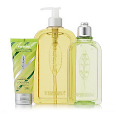 L'Occitane 3 Piece Pick Your Verbena Collection