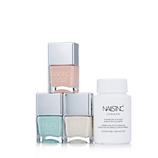 Nails Inc 4 Piece Ahead Of Spring Collection