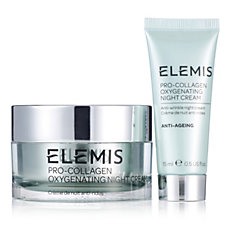 Elemis Pro-Collagen Oxygenating Night Cream 50ml and 15ml