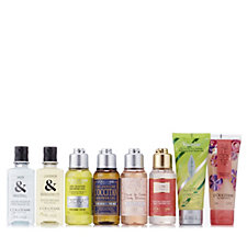 218945 - L'Occitane 8 Piece His & Hers Shower Collection