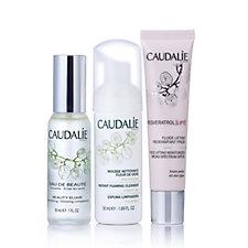 Caudalie 3 Piece Anti-Ageing Skincare Routine