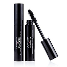 Laura Geller Dramalash Volumising Black Mascara Duo